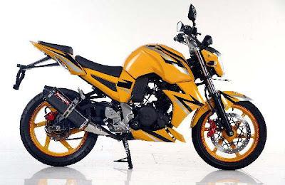 super byson model street fighter modif yamaha byson satria fu modif setang byson byson modif murahan