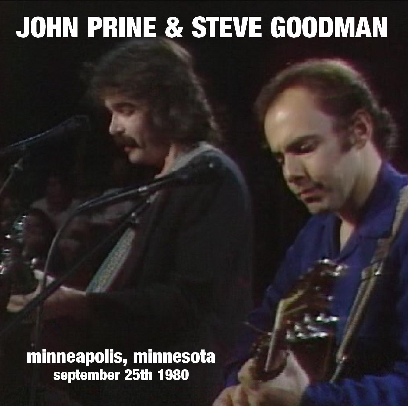 BB Chronicles: Steve Goodman & John Prine - 1980-09-25 - Minneapolis, MN