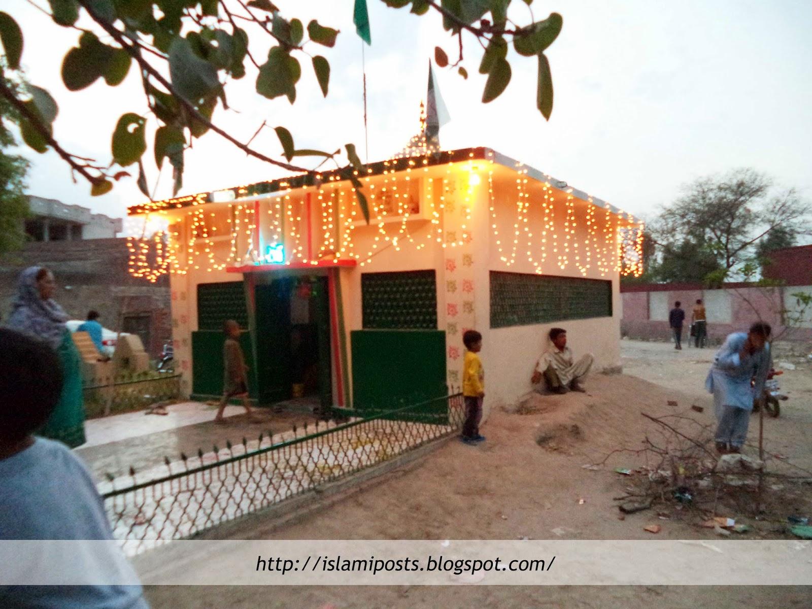 Hazrat Baba Pairo Shah Sarkar Majra Kalan