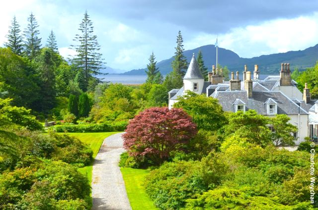 The Galloping Gardener Win A Week Away In Springtime And Discover Scottish Gardens