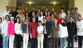 Diklat PLN Ragunan Jakarta, 31 Januari 2006