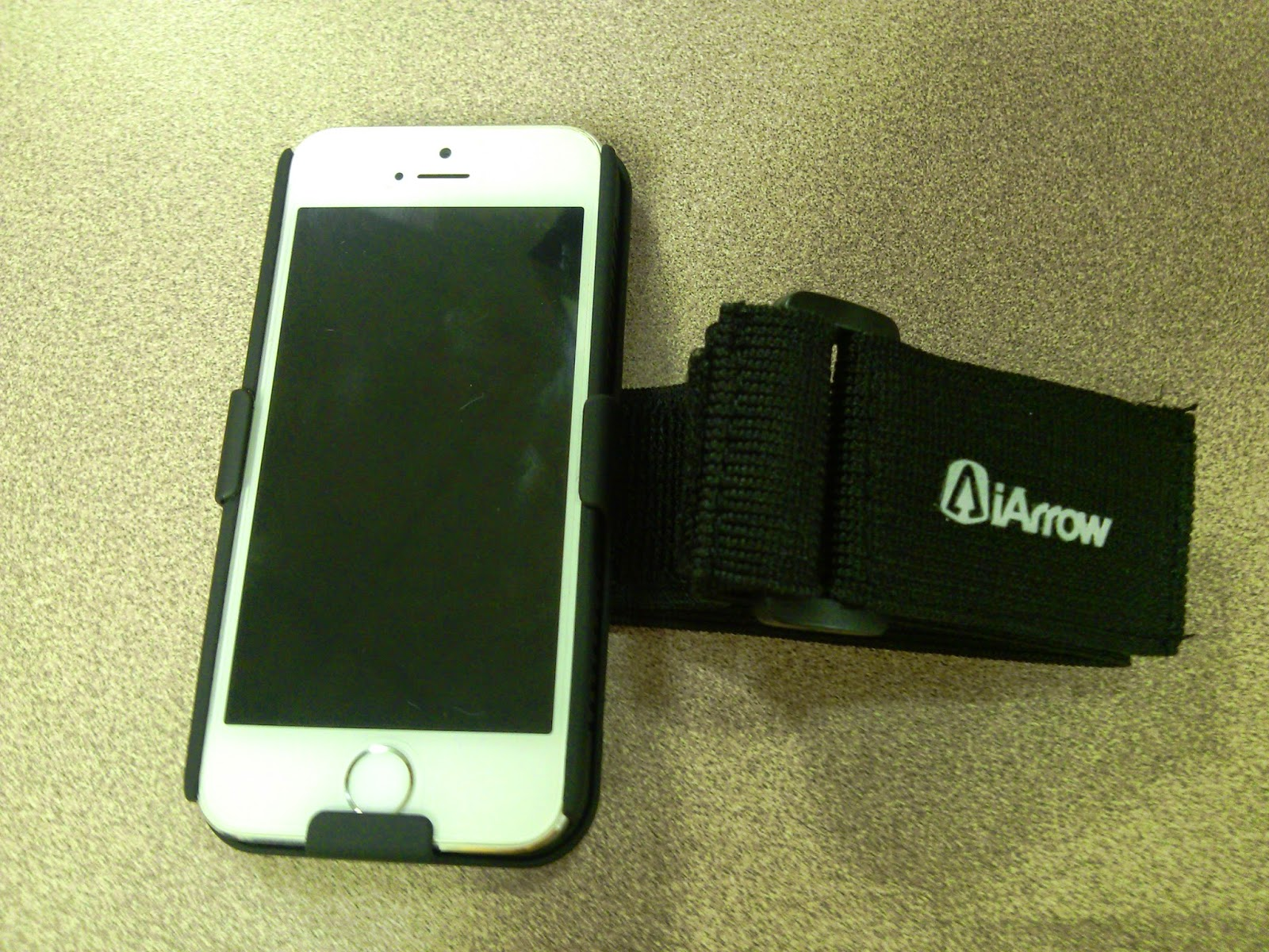 iArrow iPhone Armband Review