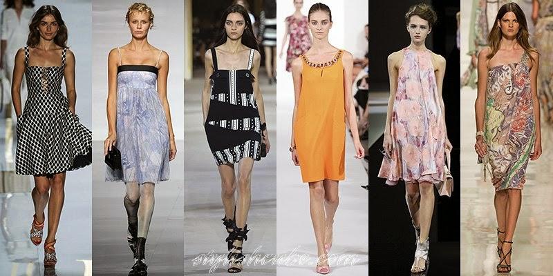Summer 2014 Women's Sundresses Fashion Trends