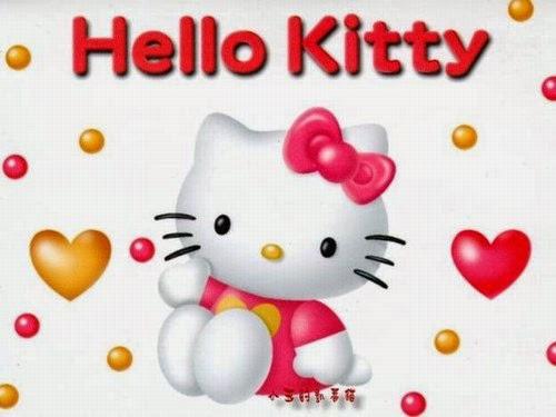 Lindas imagenes de Hello kitty para descargar