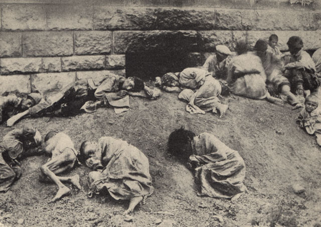 a history of the genocide and survival of the armenians The genocide of the armenians, 1915-1917 policies for their survival determined the course of ottoman history during the first two decades of.
