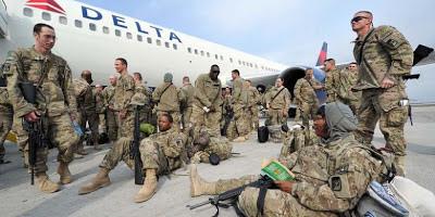 Frustrasi dengan Karzai, AS Percepat Penarikan Pasukan