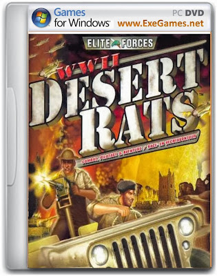 WWII Desert Rats Free Download Full Version