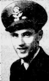 Pilot Officer John Edwin Gardiner