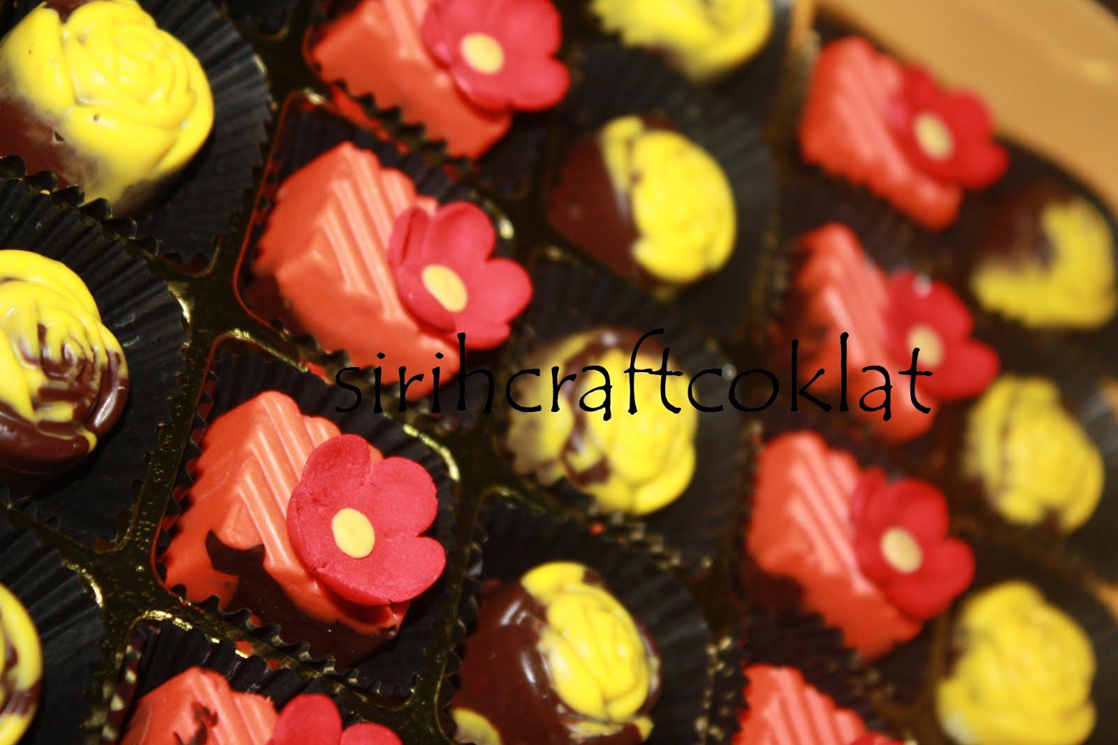 coklat ganache
