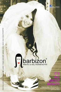 Cover Face Of Barbizon!