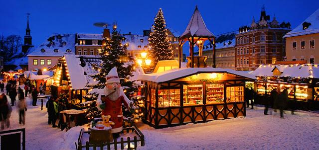 Рождественские ярмарки в Украине