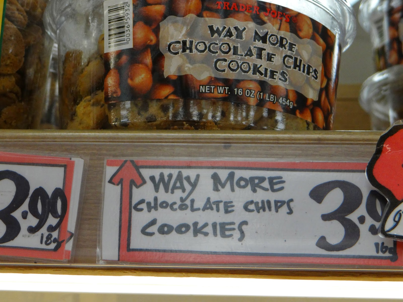 Trader Joe's 365: Day 130 - Way More Chocolate Chips Cookies