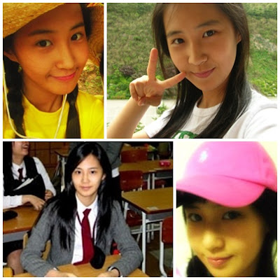 SNSD Yuri Predebut Pictures