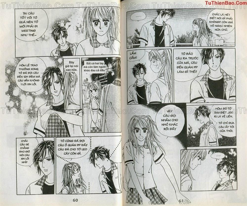 Nữ sinh chap 6 - Trang 31