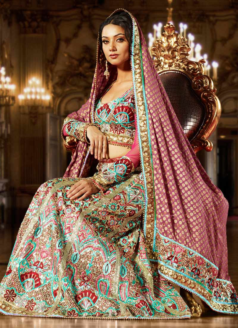 Indian Wedding Lehenga Designs  The Bridal Club Is All About Bridal