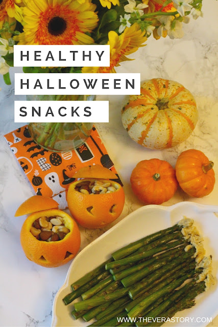 Healthy Spooktacular Halloween Snacks