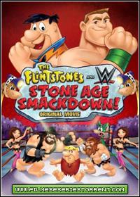 Os Flintstones e as Estrelas do WWE Torrent Dublado (2015)