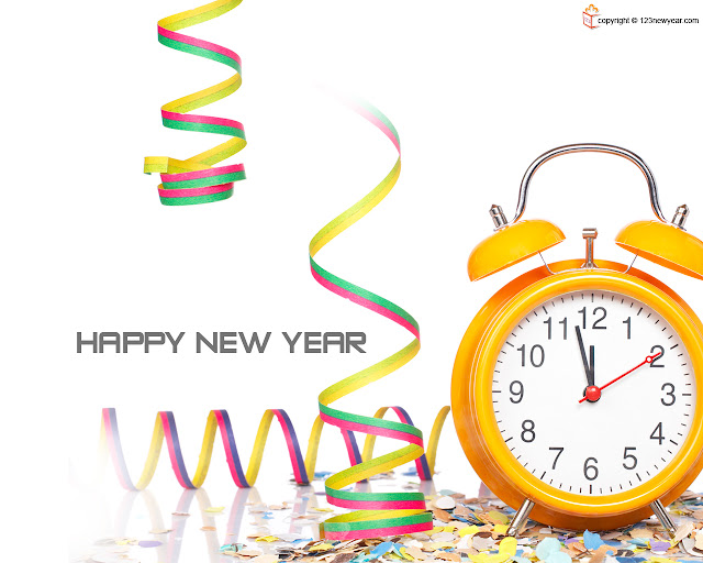 Happy New Year Messages Wallpaper 2015