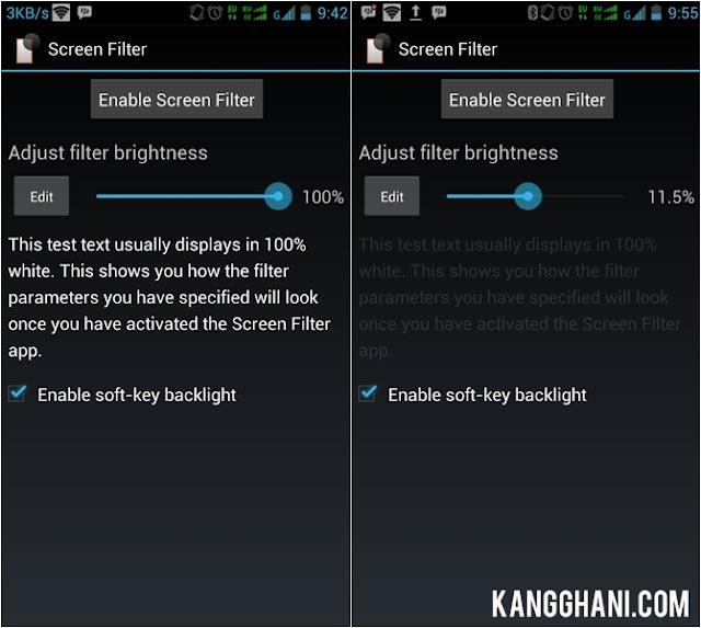 Cara Mengatur Layar Android Agar Tidak Silau