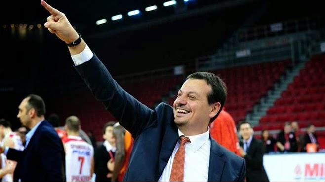 Ergin Ataman: Gelişecek, zorlu bir takım olacağız..