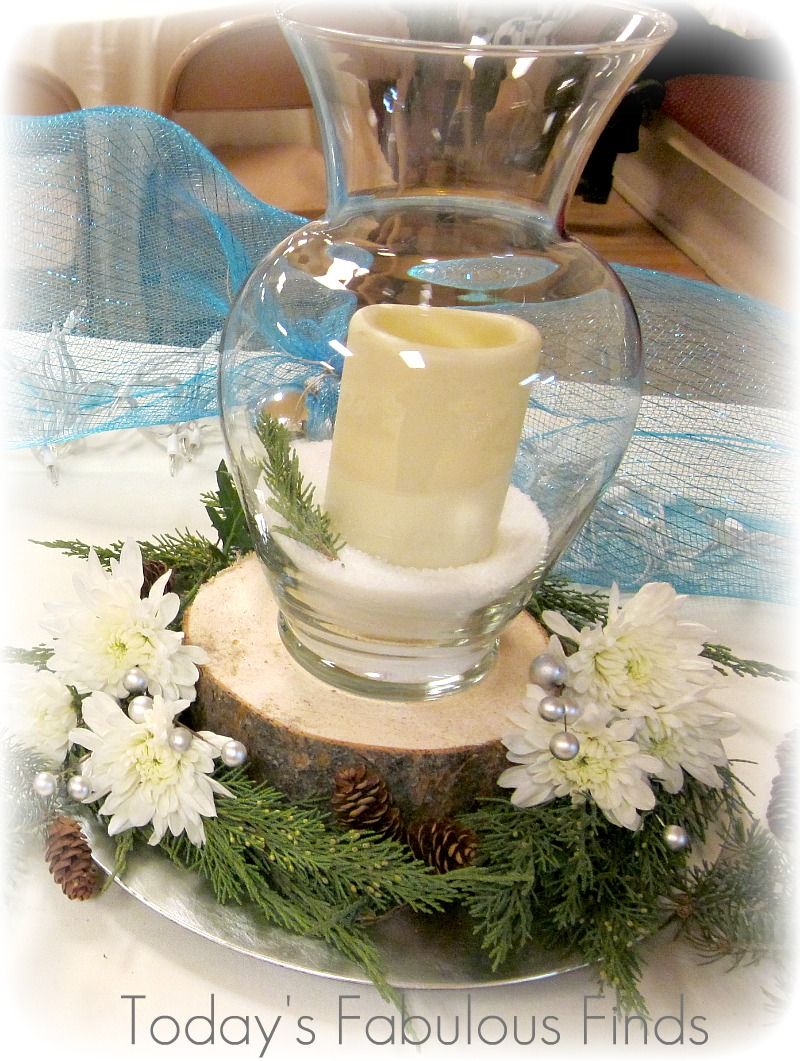 Today s fabulous finds rustic elegant winter wedding