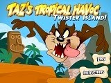 Taz Tropical Twister Island