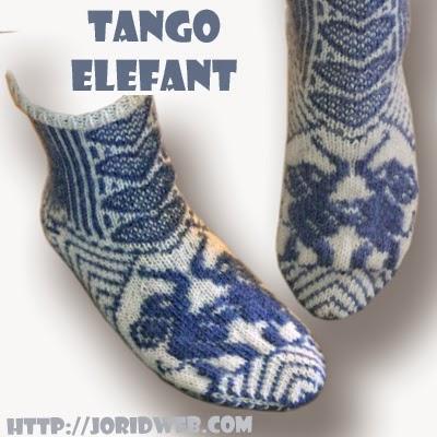 Tango Elefant sokker