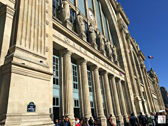 Parisian Adventures in October, Paris Eiffel Tower visit
