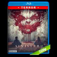 Sinister 2 (2015) BRRip 720p Audio Ingles 5.1 Subtitulada