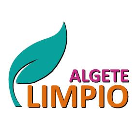 """Logotipo de la campaña """"Algete Limpio"""""""