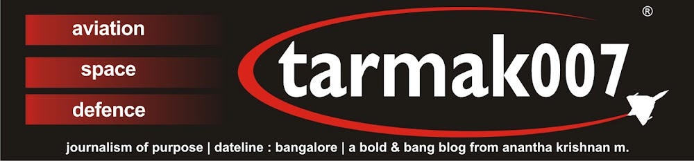 Tarmak007 -- A bold blog on Indian defence