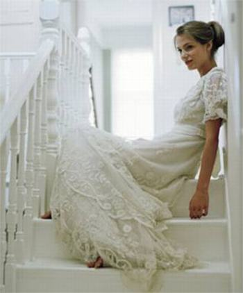 The Glass Slipper: Vintage Wedding Dresses by Decade