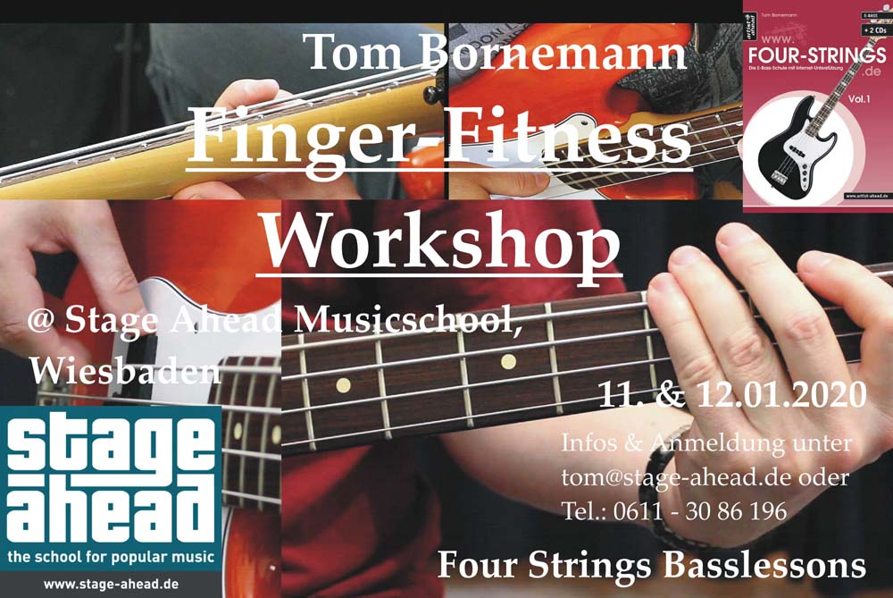 Finger Fitness Workshop