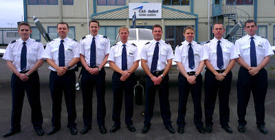 British Airways Future Pilot Program group BA04 (CAE Oxford Aviation Academy division)