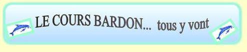 Cours BARDON