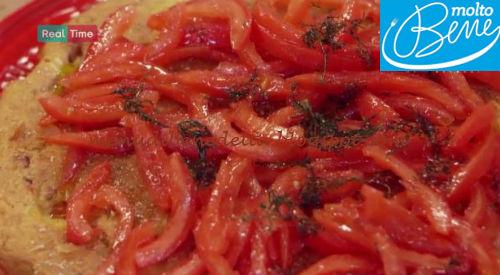 Torta Ai 3 Pomodori Ricetta Benedetta Parodi Per Molto Bene Su Real Time