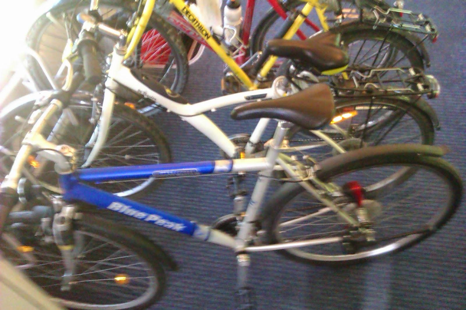 Inter city fahrradmitname räder