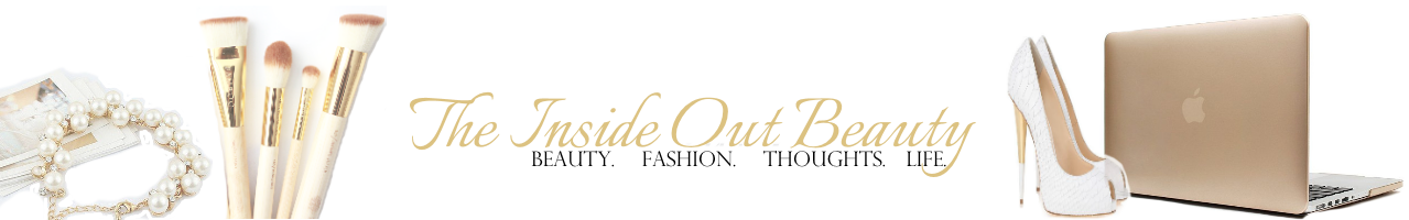 TheInsideOutBeauty - Beauty & Lifestyle Blog