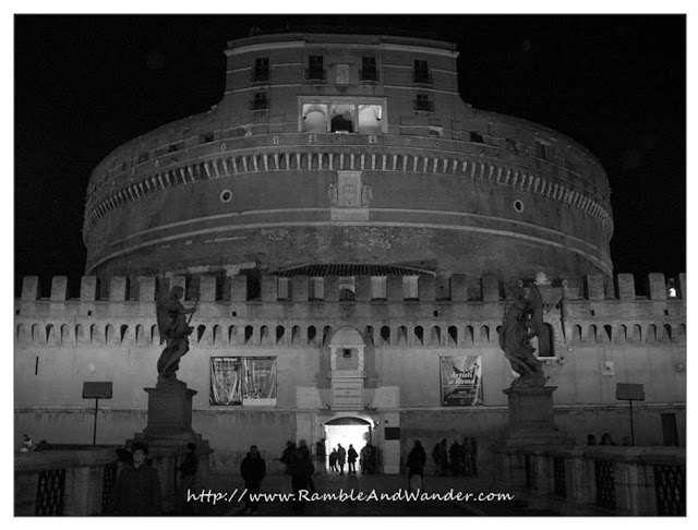 Castel Sant Angelo, Vatican City, Vatican