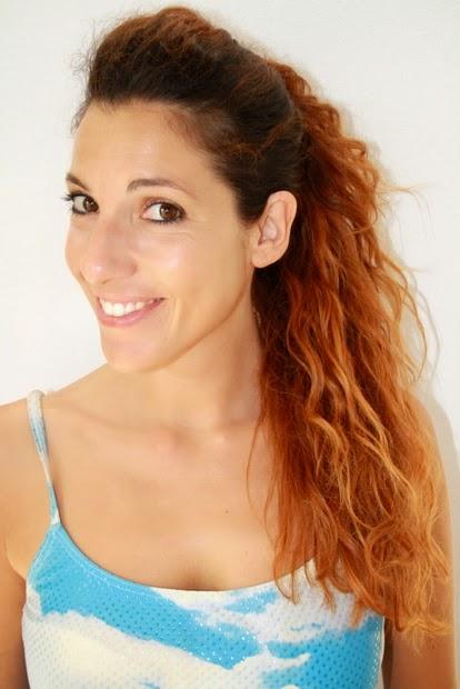 20 peinados fáciles y frescos de verano para ir a la piscina o a la  - Peinados Frescos Para El Verano