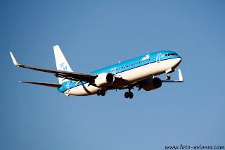 Boeing 737 Next Gen / PH-BXR