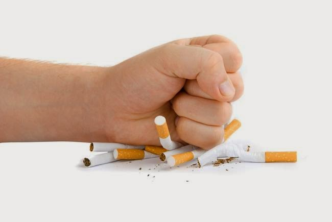 diet tips for quitting smoking