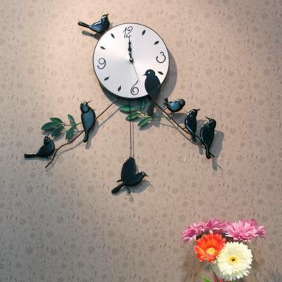 Reloj de Pájaros