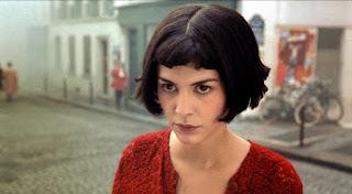 Audrey Tatou in Amélie