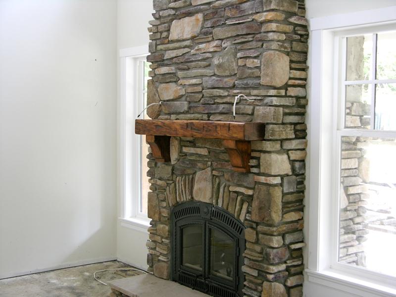 Building a craftsman style farmhouse interior update for Craftsman farmhouse interior