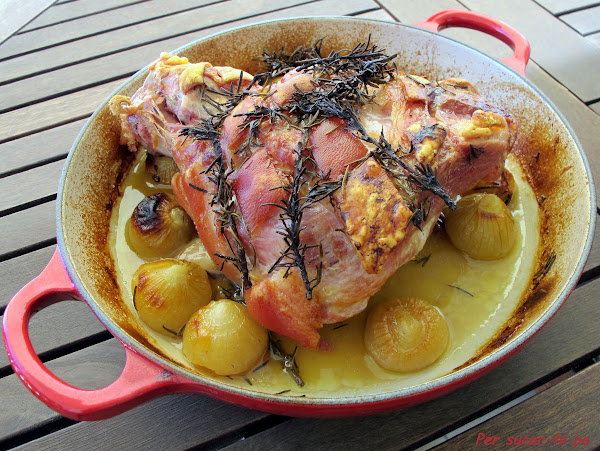 Codillo cocinar en casa es for Cocinar patas de cerdo