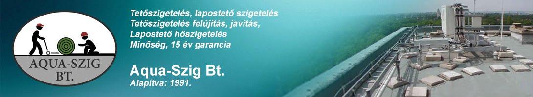 Aqua-Szig Bt.