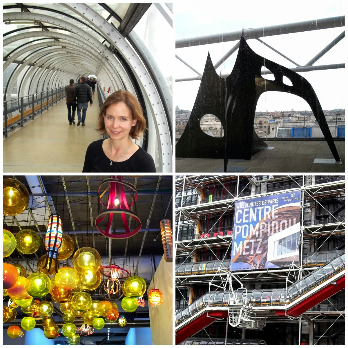 Centre Georges Pompidou: simplelivingeating.com