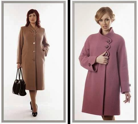 """""""SONATA"""" – женские пальто оптом"""