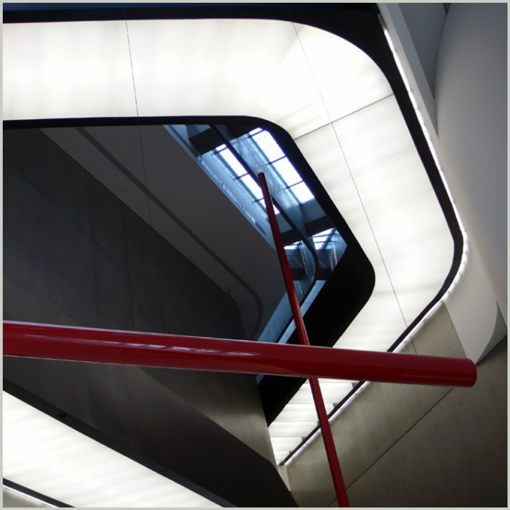 MAXXI - inside view